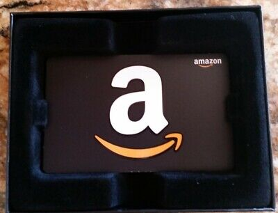 $100 AMAZON Gift Card ***FREE FAST SHIPPING***