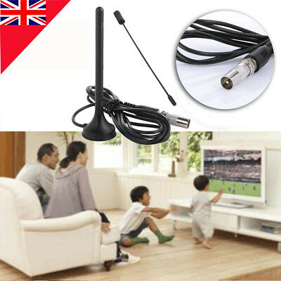 Portable Freeview HD TV Aerial DTA180 Powerful Mini Antenna Magnetic Base