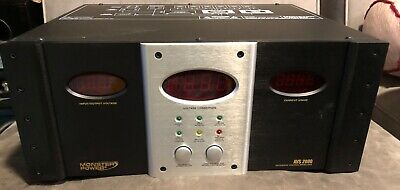 Monster AVS2000 power conditioner