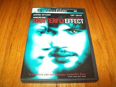 The Butterfly Effect Dvd Infinifilm Widescreen Format Many Special Features!