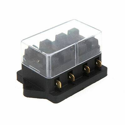 Universal Car Truck Vehicle 4 Way Circuit Automotive Middle-sized Blade F0R6