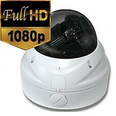XU2-DVIR2812 HD-SDI Vandal Dome Camera - D/ N 2.8-12mm,70 IR's, Dual Voltage