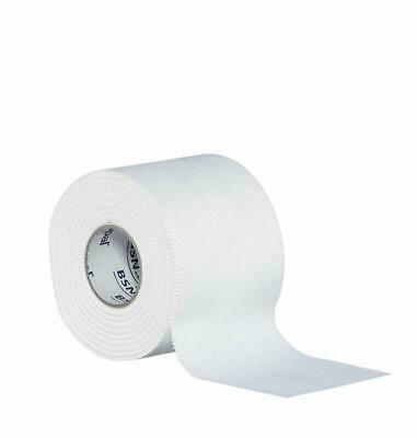 BSN Strappal Zinc Oxide Tape, Easy Tear Athletic Sports Tape, Strong Rigid Strap