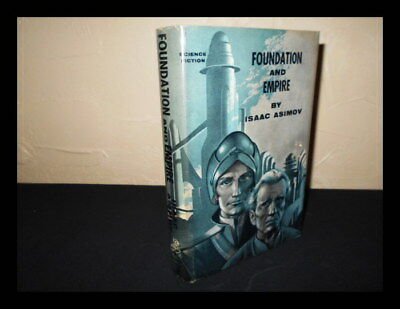 Isaac Asimov / Foundation and Empire First Edition 1952
