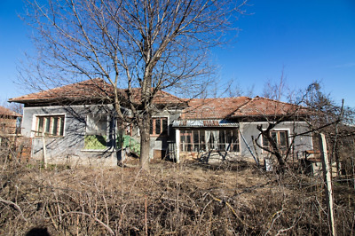 Cheap House with land for sale in Bulgaria near Veliko Tarnovo and Svishtov