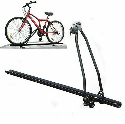 Universal Car Roof Mounted Upright Bicycle Rack Bike Locking Cycle Carrier