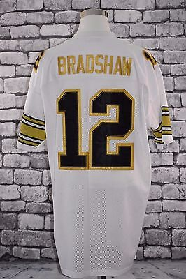 fb42d13abc1 Pittsburgh Steelers Bradshaw Alternate Jersey RARE 1970 Mitchell   Ness Sz  54