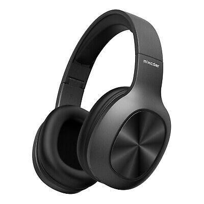 Mixcder HD901 Foldable Over Ear Bluetooth Wireless Stereo Headphones Headset TF