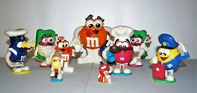 M&M's Dispenser Characters