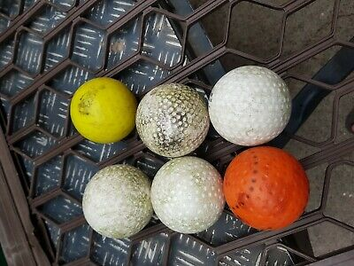 6 x Hockey Balls (Used)