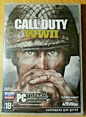 Call of Duty: WWII  (PC) (Russian Version) Video Games