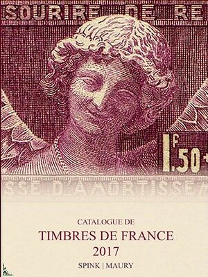 Spink Maury, French Stamps Price guide 2017