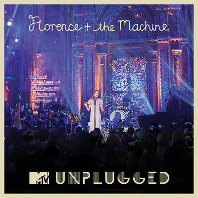 Florence + The Machine - MTV Unplugged (2 Disc, CD + DVD, Deluxe Edition) CD NEW