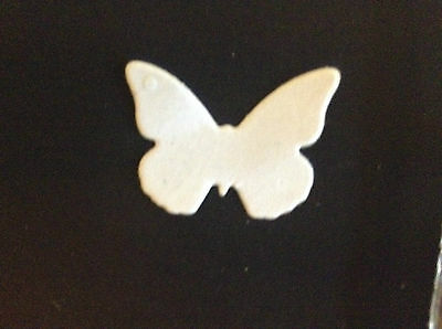 Embellishments Die Cut Butterflies BOGOF White Card Qty 25 SPECIAL OFFER