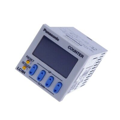 LC4H8-R6-AC240V Counter electronical Display2x LCD Count.signal type
