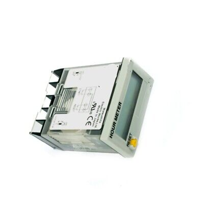 LH2H-F-DHK-FV Counter electronical working time Display LCD -10÷55°C