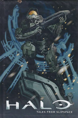 HALO: TALES FROM SLIPSPACE Hard Cover