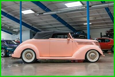1937 Ford Cabriolet 37 Street Rod Cabriolet Convertible Ford 1937 Ford Street Rod Cabriolet Convertible Roadster Automatic 351ci V8 37