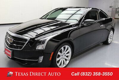 2016 Cadillac ATS Luxury Collection AWD Texas Direct Auto 2016 Luxury Collection AWD Used Turbo 2L I4 16V Automatic AWD
