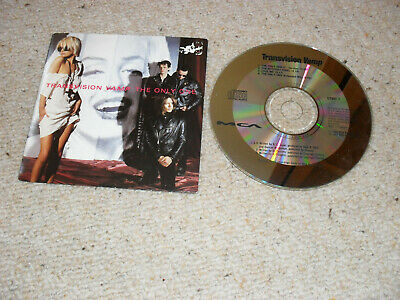 Transvision Vamp- The Only One- Wendy James- Rare 1989 Cd Single