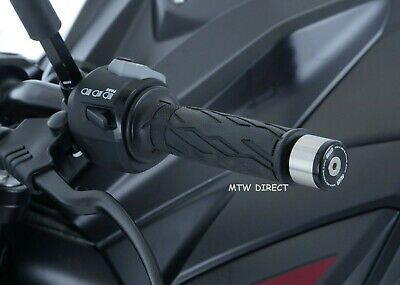 Yamaha X-Max 300 (2018) R&G Racing handlebar bar end weights sliders