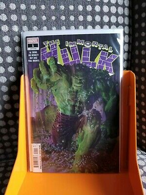 THE IMMORTAL HULK Vol. 1, #1 (Marvel)