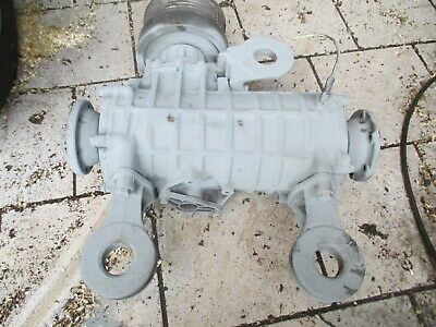 VW T4 Differential