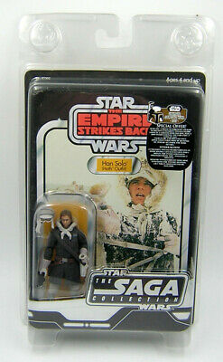 Star Wars Original Trilogy OTC Vintage Collection VC Han Solo Hoth Outfit!