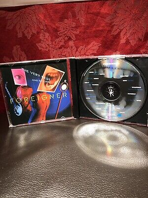 Foreigner - The Very Best And Beyond - CD Album - 1992 - 17 Tracks