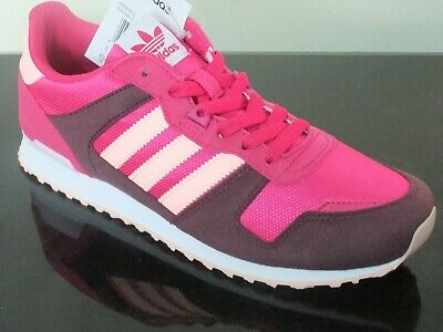 11f557d1f3e25 ADIDAS ZX 700 Girls Womens Shoes Trainers Uk Size 4 - 6.5 Bb2445 ...