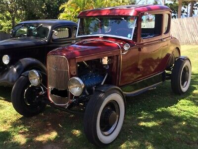 Traditional Hotrod,1930 Model A Coupe.