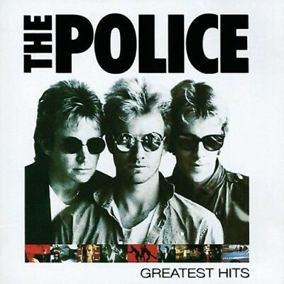 CD von The police - Greatest Hits