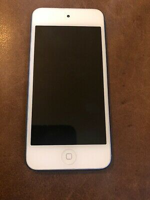 Apple IPod Touch Model A1574 Black And Blue - 16GB. No Charger Or Cable.
