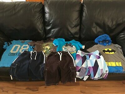Bulk Lot Of Boys Summer Clothes - Size 6