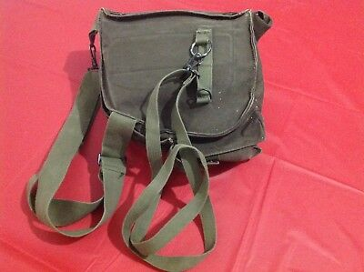 POUCH/HAVERSACK for mask -US marked-surplus-obsolete-collectable