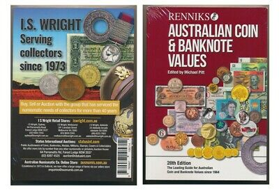 NEW Release! Renniks Australian Coin & Banknote Values, 28th Edition