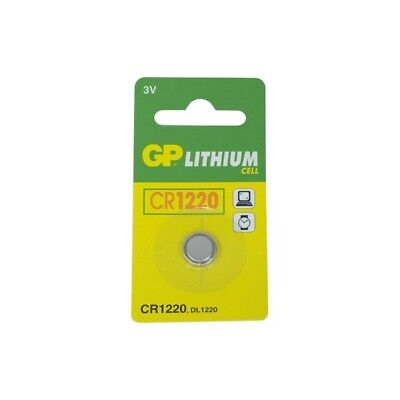 CR1220C1 3V 35Mah Lithium Battery Gp