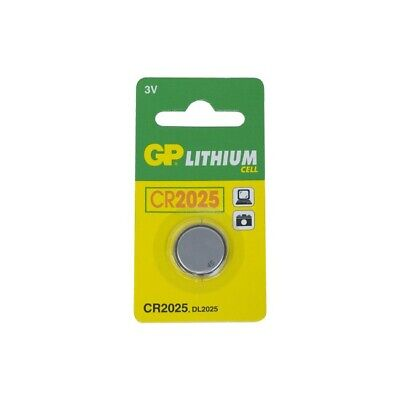 CR2025C1 3V 160Mah Lithium Battery Gp