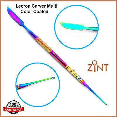 Lecron Carver Multi Wax & Modelling Dental Technician Sculpting Laboratory Tools