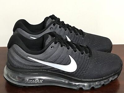 97f734a1dc NIKE AIR MAX 2017 GS BLACK/SUMMIT WHITE YOUTH SZ 6=WMNS.Sz 7.5 ...