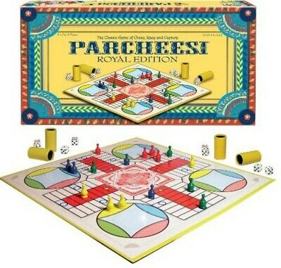 Parcheesi: Royal Edition