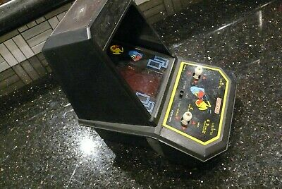 COLECO PAC MAN  Vintage Handheld Electronic Tabletop Video Arcade Game✨TESTED✨