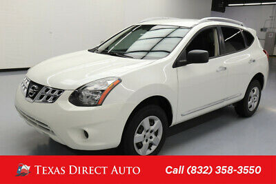 2015 Nissan Rogue S Texas Direct Auto 2015 S Used 2.5L I4 16V Automatic FWD SUV