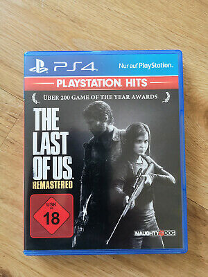"The Last of Us Remastered  - PS4 - Neuwertig USK 18 (inkl. Prolog ""Left Behind"")"