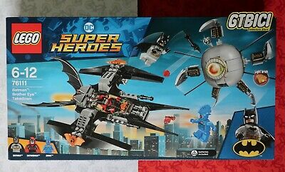 LEGO SUPER HEROES DC  BATMAN: BROTHER EYE TAKEDOWN   Ref 76111  NUEVO A ESTRENAR