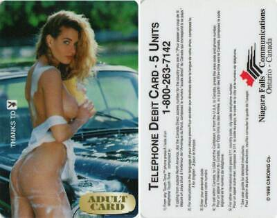 PHONECARD  CA  Playboy  Nr. 01