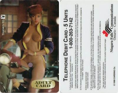 PHONECARD  CA  Playboy  Nr. 02