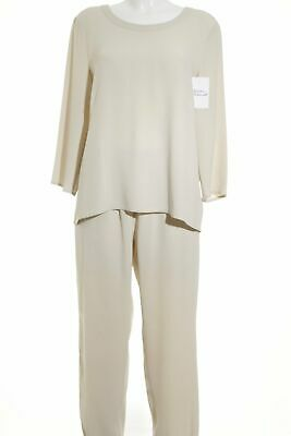5ee40834dc BEST CONNECTIONS TAILLEUR pantalone beige puntinato stile casual ...