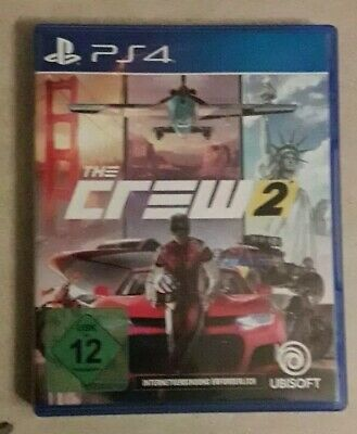 Playstation 4 - The crew 2 - PS4 - The Crew II