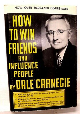 How to Win Friends and Influence People, Dale Carnegie, 1964, Simon & Schuster